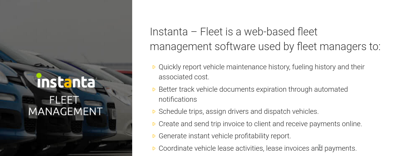 Fleet management software in Nigeria